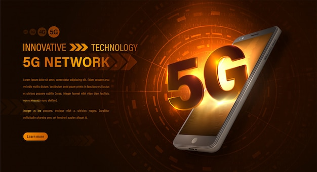 5g internetnetzwerk