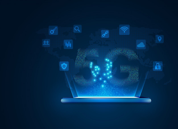 5g mobilfunktechnologie