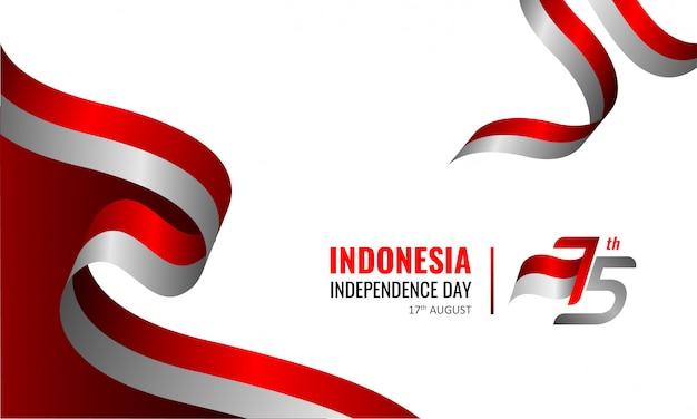 75. unabhängigkeitstag indonesiens