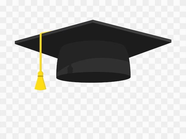 Abbildung der graduierungskappe