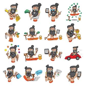 Abbildung des daten-baba-sets.