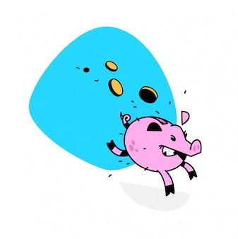Abbildung des sparschweins.