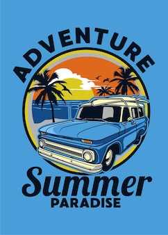 Abenteuer sommer