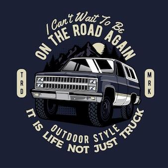 Abenteuer-truck