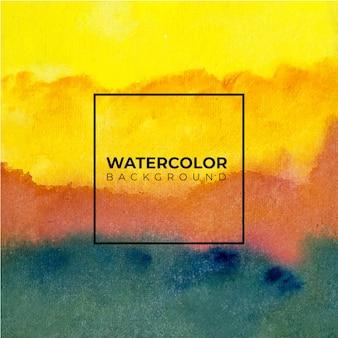 Abstrack aquarellfarbe auf papierstruktur.