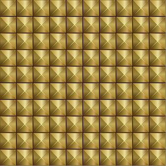 Abstract metallic textur wit metallstifte