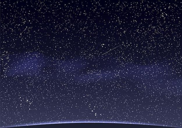 Abstract space hintergrund