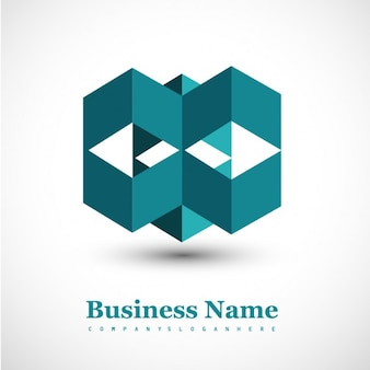 Abstrakt business logo
