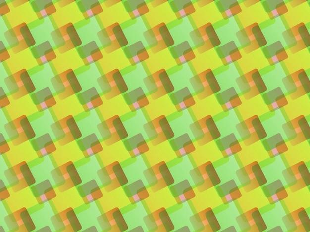 Abstrakt nahtlose muster mit quadraten