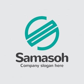 Abstrakt s logo