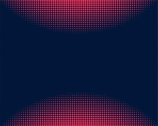 Abstrakt und kreativ von der kreishalbtonpunkt-hintergrundschablone