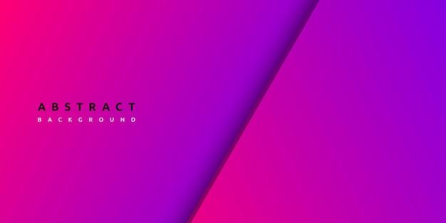 Abstrakte 3d lila oberfläche geometrischen hintergrund
