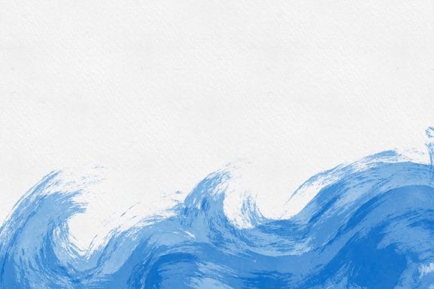 Abstrakte aquarellflecken hintergrund