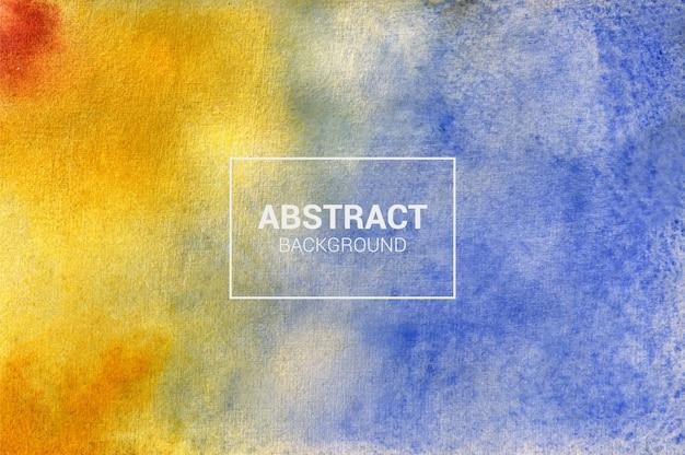 Abstrakte aquarellschattierungspinselhintergrundbeschaffenheit