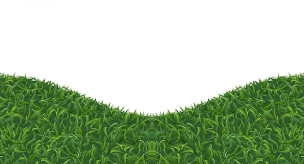 Abstrakte beschaffenheit des grünen grases für hintergrund.