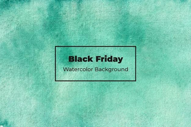 Abstrakte black friday aquarell schattierungspinsel textur