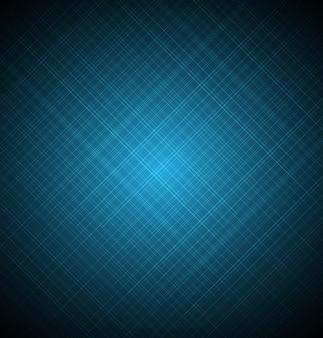 Abstrakte blaue glänzende unscharfe linien maserten hintergrund