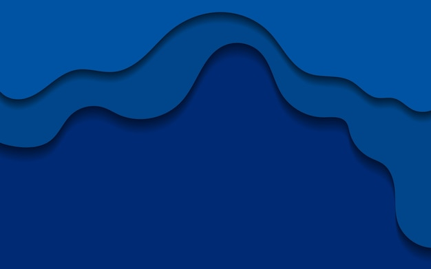 Abstrakte blaue tonfarbhintergrund-mustertapete. vektor-illustration.