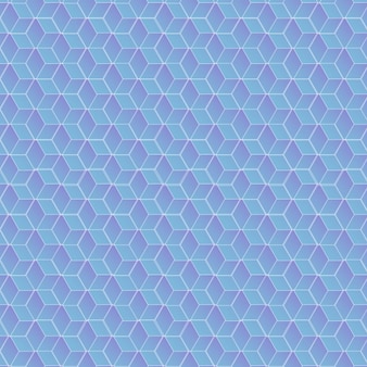 Abstrakte blaue und purplegeometric hintergrund