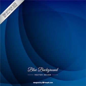 Abstrakte blaue wellen hintergrund