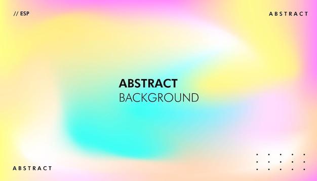 Abstrakte bunte hintergrundvektor-eps-datei
