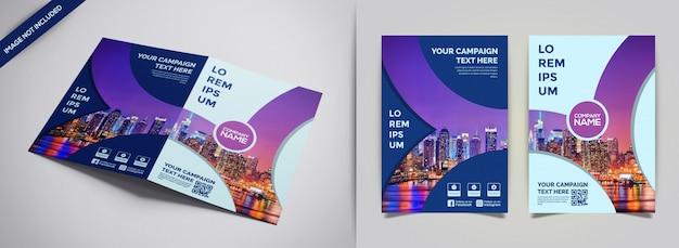 Abstrakte cover-design-vorlage