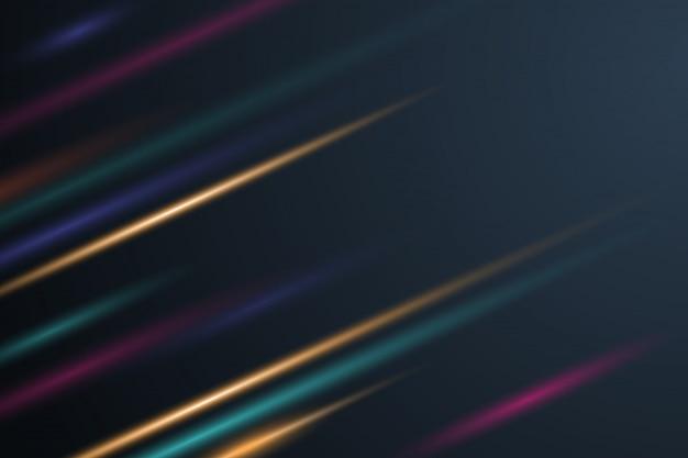 Abstrakte dynamische linien, geschwindigkeitslinien, bewegungshintergrund