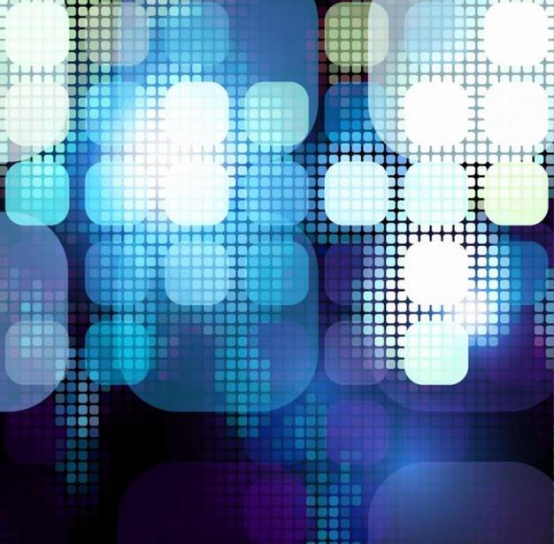 Abstrakte farbenfrohe hintergrund vektor-bild
