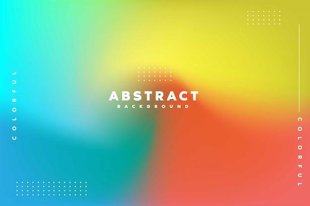 Abstrakte farbfelder und hintergrund