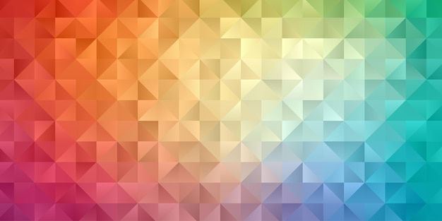 Abstrakte geometrische polygonhintergrundtapete. dreieckige form mit niedrigem polly-muster