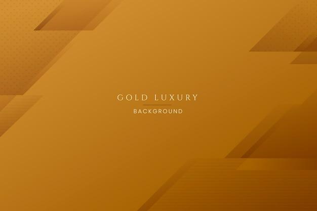 Abstrakte goldene luxustapete