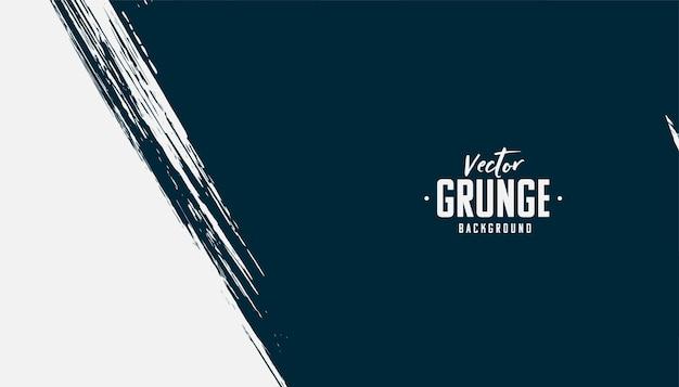 Abstrakte grunge-textur des pinselstrichhintergrunds