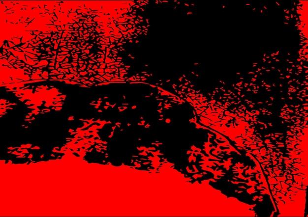 Abstrakte grunge texturen hintergrund