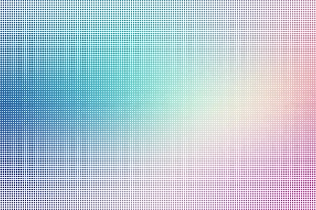 Abstrakte halbton-bunt gepunktete schwarz-weiß-hintergrund-vektor-illustration