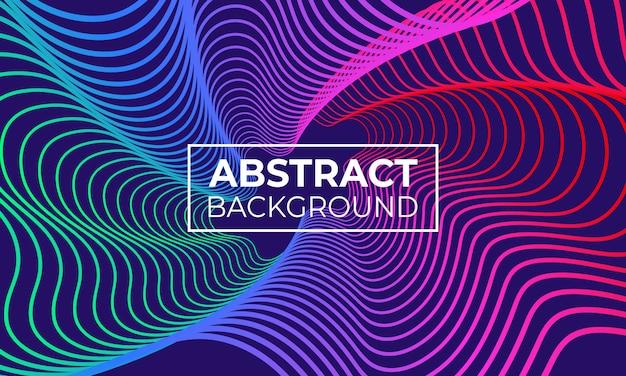 Abstrakte hintergrund-steigungen colourfull-05