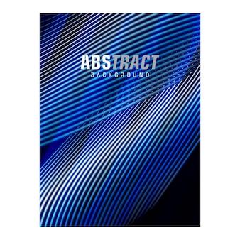 Abstrakte hintergrundtexturillustration für sporthintergrund