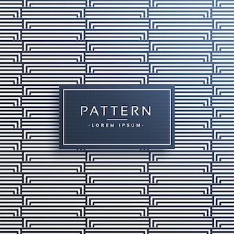 Abstrakte horizontale Linien Muster Hintergrund