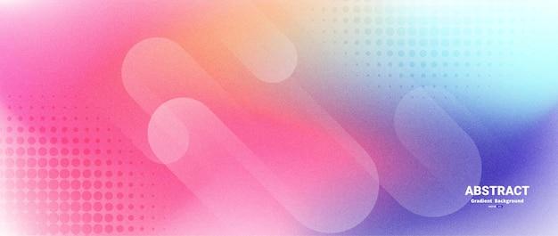Abstrakte körnige textur des hintergrundverlaufs
