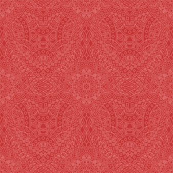 Abstrakte kunst rot linear