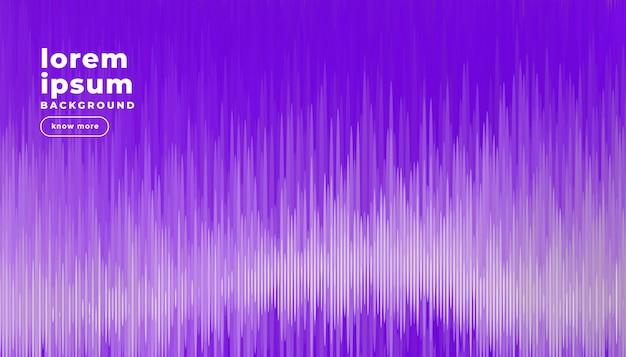 Abstrakte lila linien hintergrund