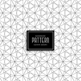 Abstrakte linie mesh web-stil-muster