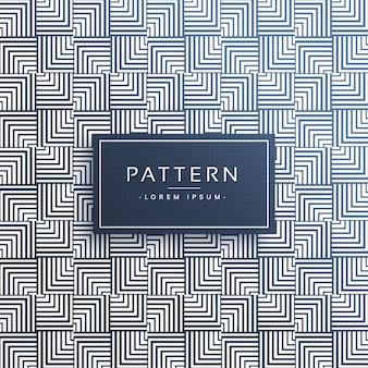 Abstrakte Linien quadratischen geometrischen Muster Hintergrund