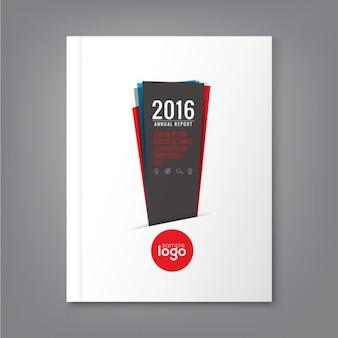Abstrakte minimal ausrufezeichen prägt design hintergrund für business-jahresbericht bucheinbandes broschüre flyer poster