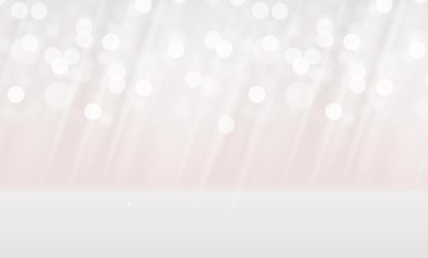 Abstrakte natürliche pastellbokeh beleuchtet hintergrundschablone