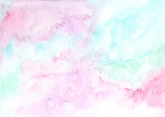 Abstrakte pastell aquarell textur hintergrund