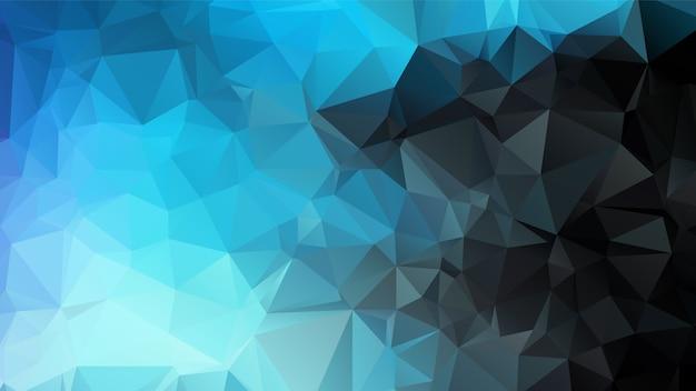 Abstrakte polygon-hintergrundauslegung