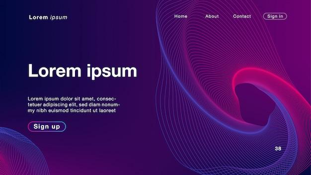 Abstrakte rosa farbe des hintergrundes, die licht für homepage mischt
