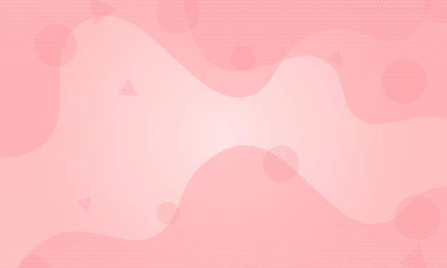 Abstrakte rote flüssigkeit mit halbtonhintergrund. bestes design für ihre website.