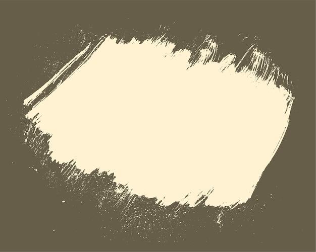 Abstrakte schmutzrahmenstruktur mit textraum