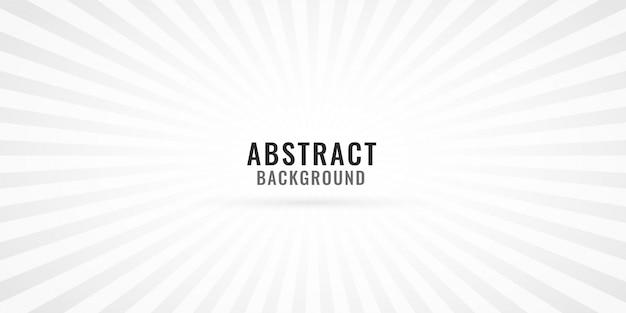 Abstrakte strahlen platzen hintergrunddesign
